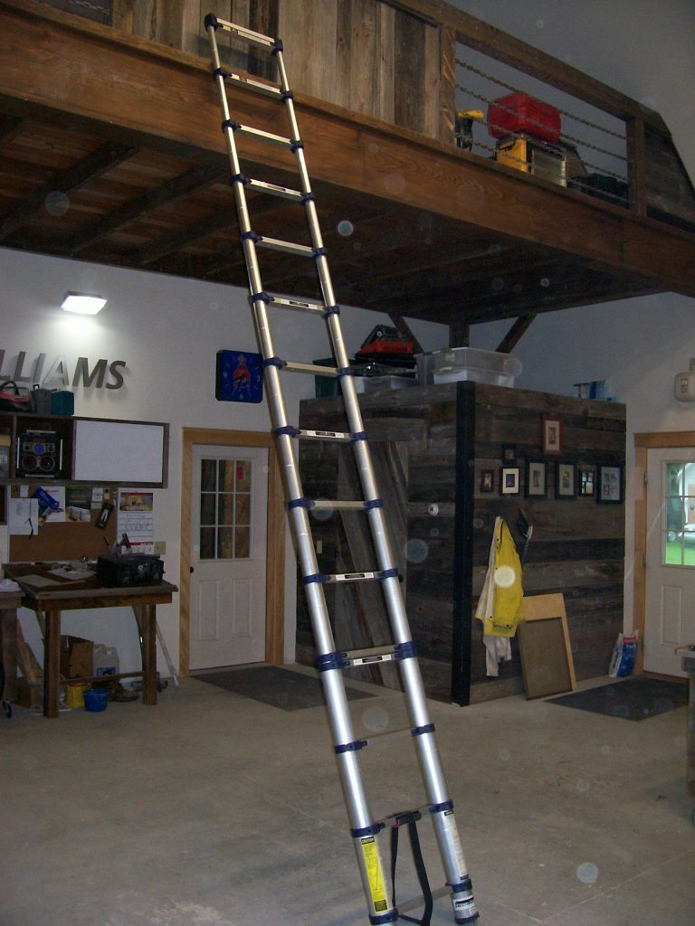 Xtend Amp Climb 785p Telescoping Ladder Review Topcoatreview